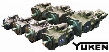 YUKEN - piston pumps