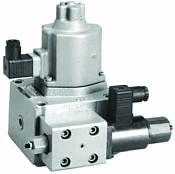 E - 40Ω-10Ω Series Proportional Electro-Hydraulic Flow Control and Relief Valves