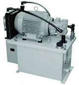 Energy-Saving Hydraulic Units - Equipped with Vane Pump (YM-e Pack)